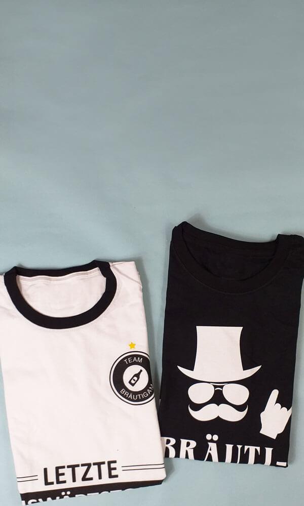JGA-Shirts für Männer