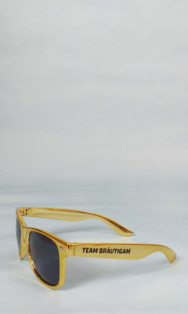 Herren-Sonnenbrillen für den Junggesellenabschied