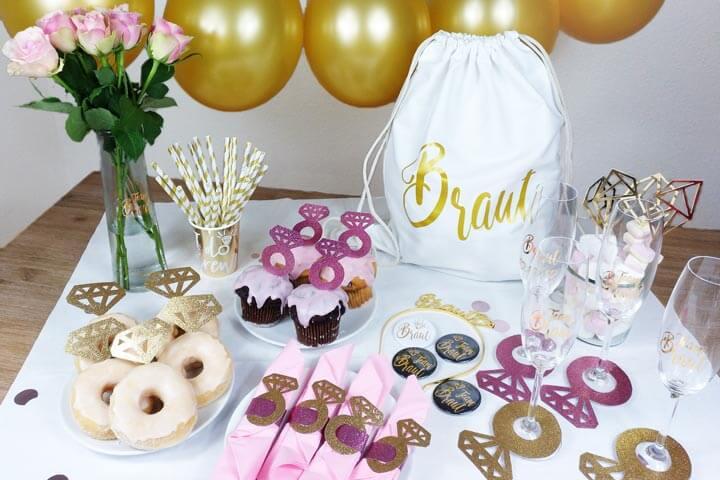 Bridal Shower planen - Ideen und Tipps