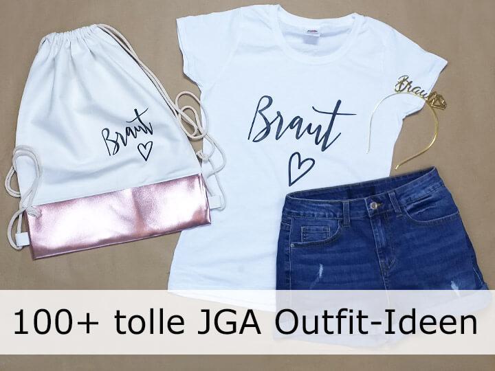 JGA Outfit-Ideen für Damen