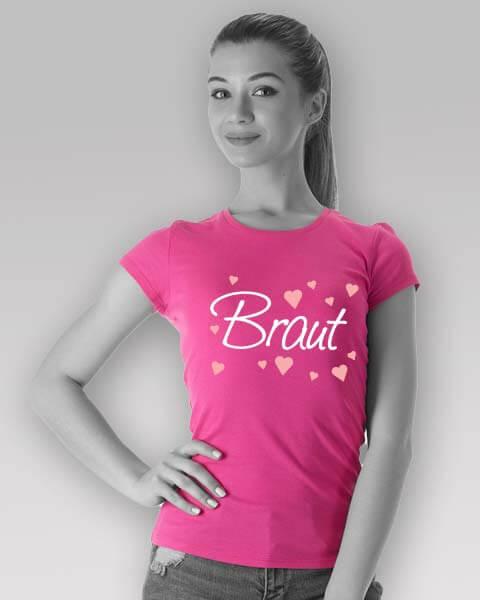 JGA Shirts für Damen