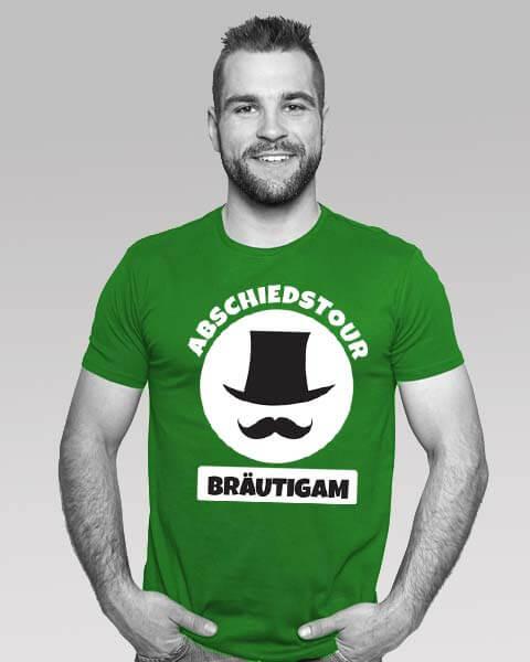 Junggesellenabschied Shirts für Herren