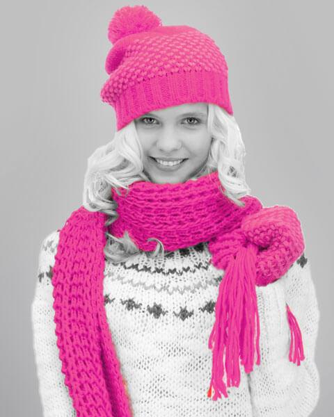 Winter JGA-Accessoires für Damen