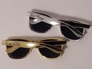 JGA Sonnenbrillen in Silber und Gold