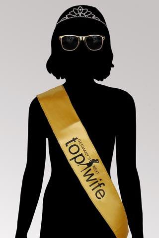 Next Top Wife JGA-Kostüm - Braut - Gold