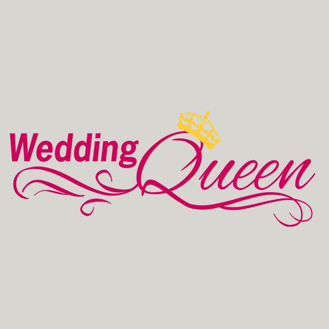 Wedding Queen - JGA-Spruch für Frauen