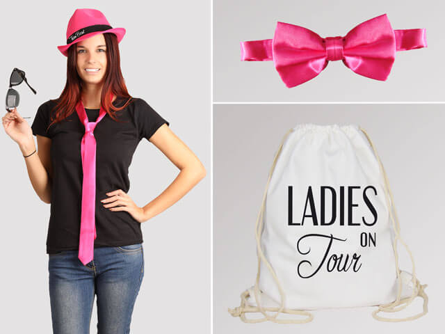 Ladies Night - Damen Outfits & Accessoires für den JGA