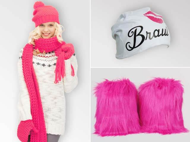 JGA im Winter - Outfits und Accessoires für Damen