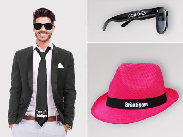 Gentlemen Outfits für den Männer-JGA