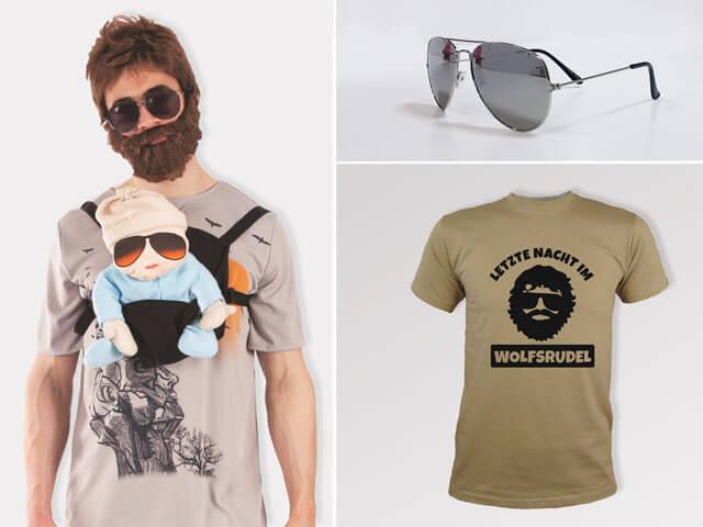 Hangover - JGA Outfits für Männer