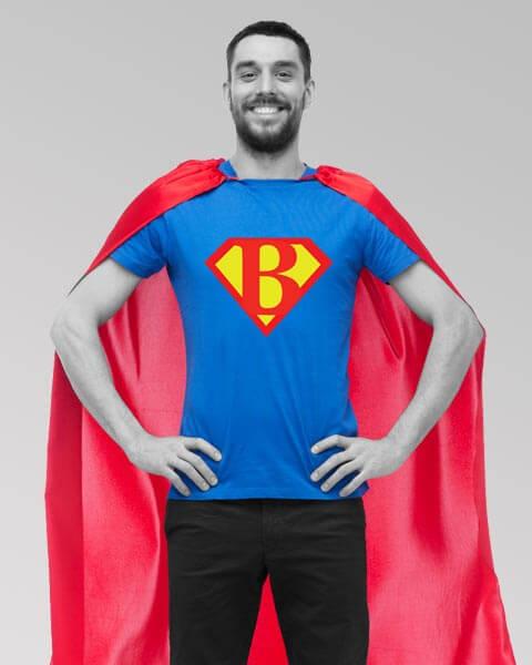 Fun-Superhelden-Outfits für den Junggesellenabschied
